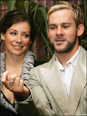 are dominic monaghan and evangeline lilly still dating