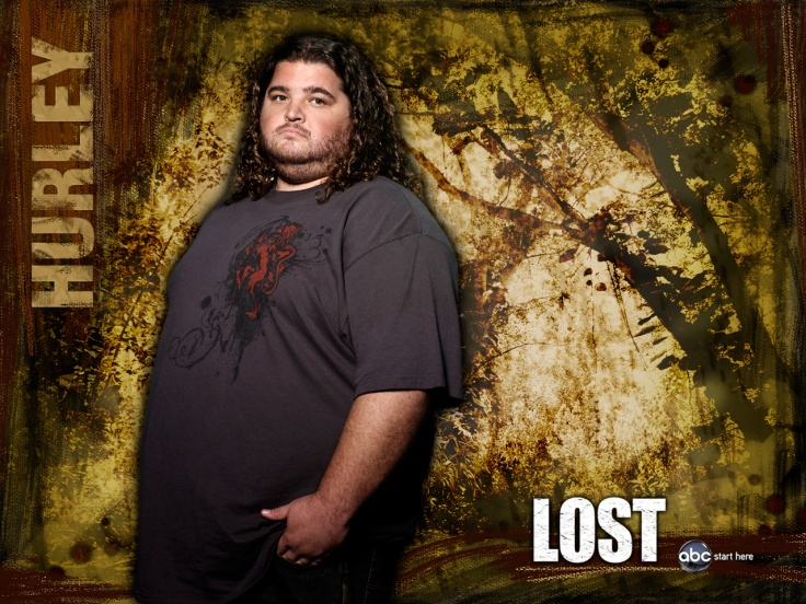 Jorge Garcia ( Hurley - Collection 13 of Lost Pictures ) 3