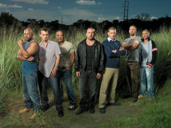 Prison Break (Cast Of Prison Break)