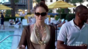 Sarah Wayne Callies with hot bikini